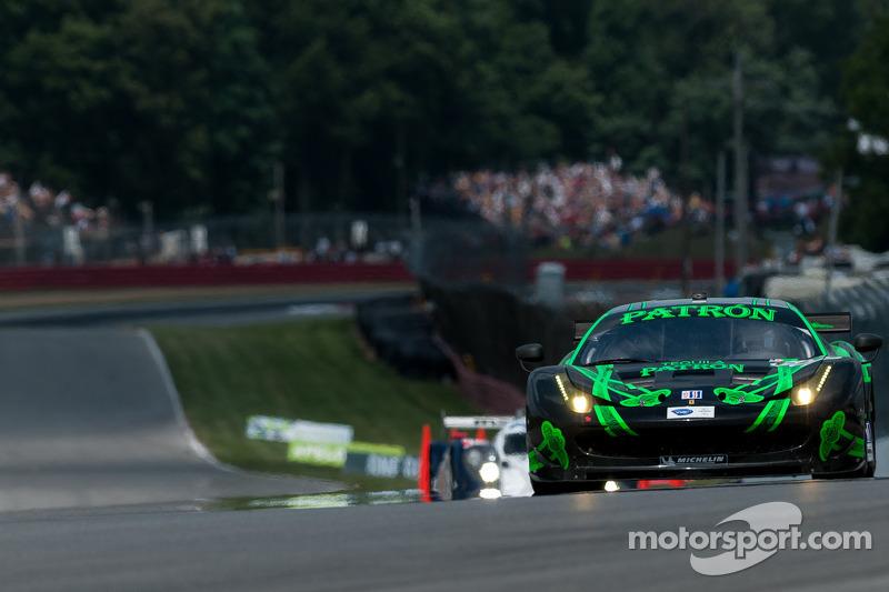 #01 Extreme Speed Motorsports: Scott Sharp, Johannes van Overbeek
