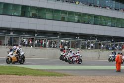 Race 2 grid