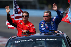 J.J. Yeley, Joe Nemechek