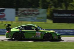 #33 Green Hornet Racing Porsche 911 GT3 Cup: Patrick Huisman, Brian Womg