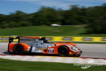#37 Conquest Endurance, Morgan-Nissan: Martin Plowman, David Heinemeier Hansson