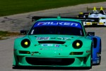 #17 Team Falken Tire, Porsche 911 GT3 RSR: Wolf Henzler, Bryan Sellers