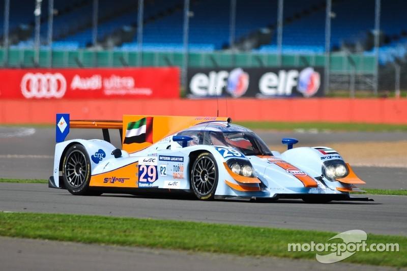 #29 Gulf Racing Middle East Lola B12/80 Nissan: Fabien Giroix, Keiko Ihara, Jean-Denis Deletraz