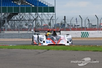#49 Pecom Racing Oreca 03 Nissan: Luis Perez-Companc, Pierre Kaffer, Soheil Ayari