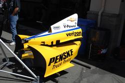 Helio Castroneves, Penske Truck Rental Chevrolet
