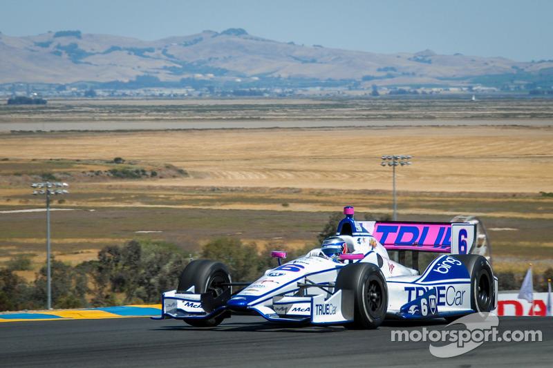 Katherine Legge, Dragon Racing Chevrolet