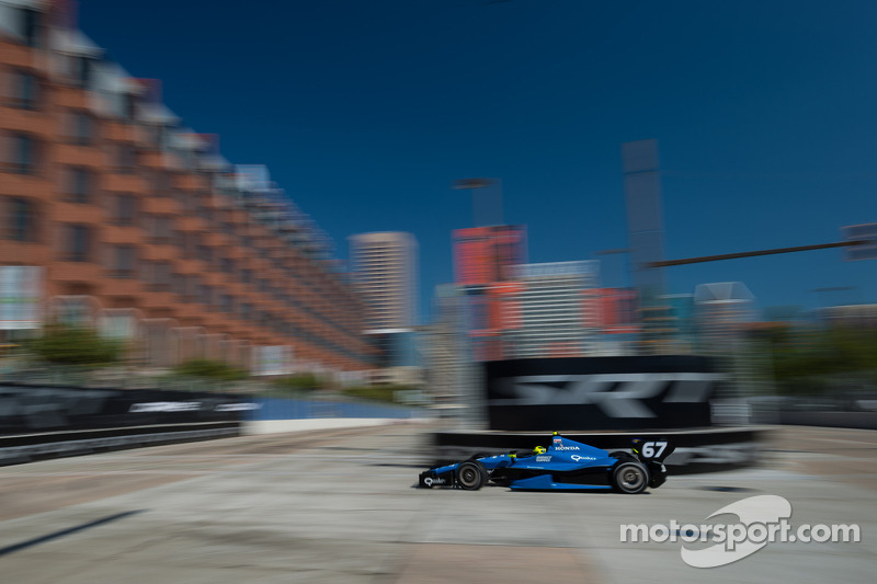 Bruno Junqueira, Sarah Fisher Hartman Racing Honda