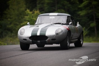 #62 Jack Busch Torrington, Conn. 1962 Jaguar E Type