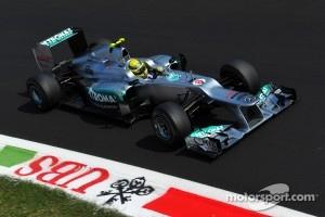 Car #8, Nico Rosberg, Mercedes AMG F1
