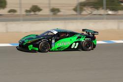 #03 Extreme Speed Motorsports Tequila Patron Ferrari 458: Mike Hedlund,Johannes van Overbeek