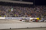 Start: Dale Earnhardt Jr., Hendrick Motorsports Chevrolet leads