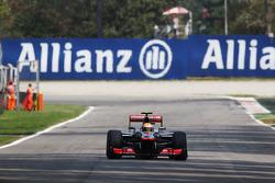 Lewis Hamilton, McLaren