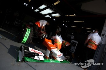 Sahara Force India Formula One Team