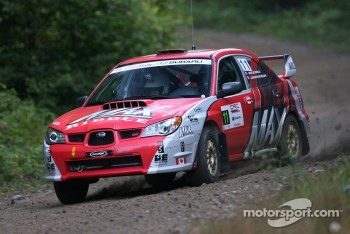 Max Riddle and Aaron Neumann, Subaru WRX Sti