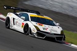 SUPERGT: #88 JLOC Lamborghini Gallardo LP600+ GT3: Manabu Orido, Takayuki Aoki