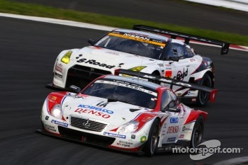#39 Lexus Team Sard Lexus SC430: Juichi Wakisaka, Hiroaki Ishiura