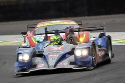 #21 Strakka Racing HPD ARX 03a Honda: Nick Leventis, Danny Watts, Jonny Kane