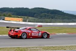 #150 AF Corse Ferrari 458 Italia: Gaetano Ardagna Perez, Giuseppe Ciro