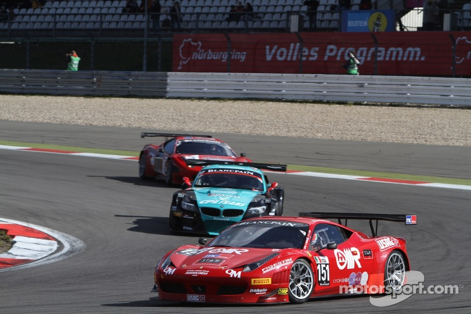 #151 AF Corse Ferrari 458 Italia: Stefano Gai, Michael Lyons