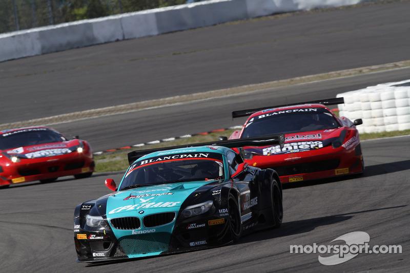 #17 BMW Team Vita4one BMW Z4 GT3: Mathias Lauda, Nicolaus Mayr-Melnhof