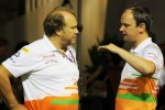 Robert Fearnley, Sahara Force India F1 Team Deputy Team Principal,