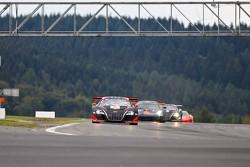 #2 Belgian Audi Club Team WRT Audi R8 LMS ultra: Edward Sandström, Laurens vanthoor, Marco Bonanomi