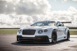Bentley GT3 announcement