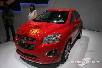 Chevrolet Trax Manchester United Version