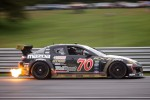 #70 Mazdaspeed, Mazda, Modspace, Castrol SpeedSource Mazda RX-8: Jonathan Bomarito, Sylvain Tremblay 