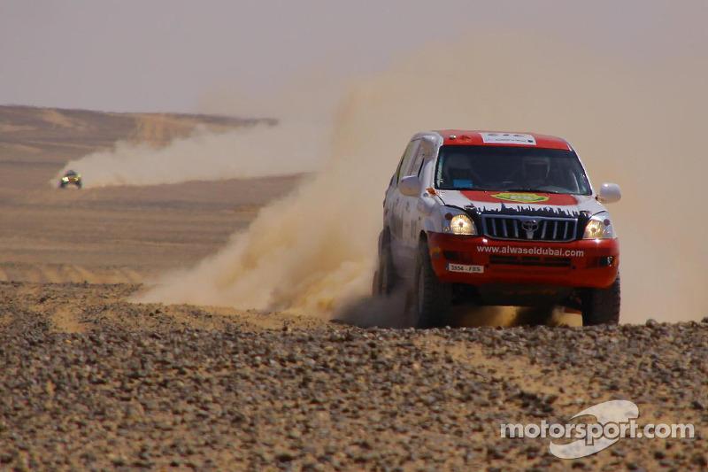 #312 Toyota: Yahya Al-Helei, Khalid Alkendi