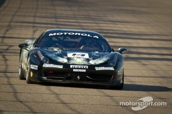 #14 Ferrari of San Diego 458CS: Brent Lawrence