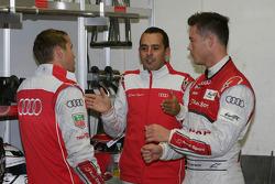 Marcel Fässler, Benoit Tréluyer, Andre Lotterer