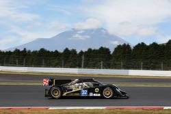 #32 Lotus Lola B12/80 Coupé: Kevin Weeda, James Rossiter, Vitantonio Liuzzi