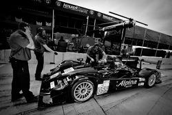 #055 Level 5 Motorsports HPD ARX-03b HPD: Scott Tucker, Christophe Bouchut, Luis Diaz