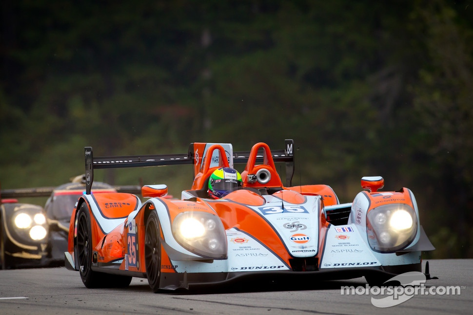 #35 Oak Racing Morgan Nissan: Jacques Nicolet, Bertrand Baguette, Olivier Pla