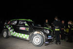 Chris Atkinson and Stphane Prvot, Mini John Cooper Works WRC