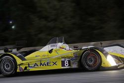 #8 Merchant Services Racing Oreca FLM09: Kyle Marcelli, Matt Downs, Chapman Ducote