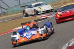 #25 ADR-Delta Oreca 03 Nissan: John Martin, Tor Graves, Mathias Beche