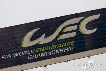 WEC signage