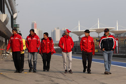 Gabriele Tarquini, SEAT Leon WTCC, Lukoil Racing Team and Tiago Monteiro, Honda Civic Super 2000 TC, Honda Racing Team Jas