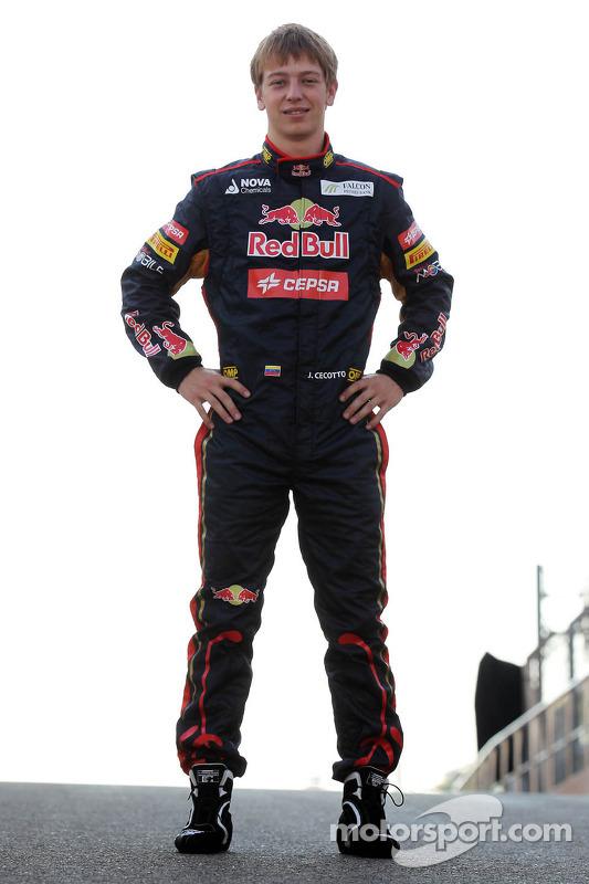 Johnny Cecotto, Scuderia Toro Rosso Test Driver