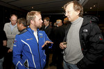 Petter Solberg at the Ford farewell dinner