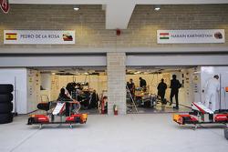 HRT team area