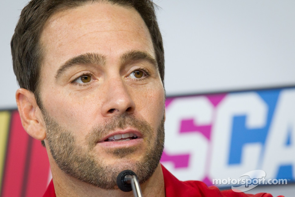 Championship contenders press conference: Jimmie Johnson, Hendrick Motorsports Chevrolet