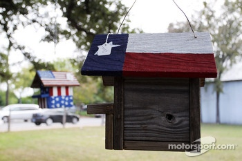 Texas themed bird boxes