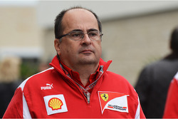 Luca Colajanni, Ferrari Press Officer