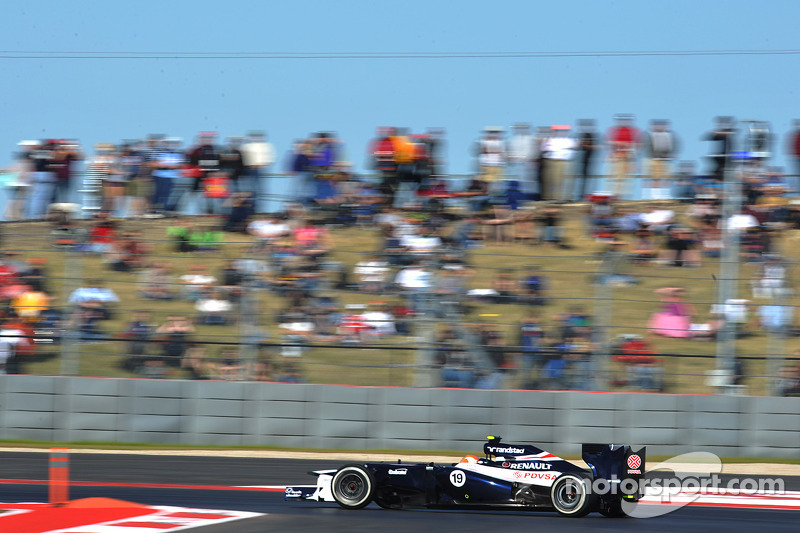 Bruno Senna, Williams F1