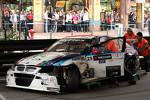 Mehdi Bennani, BMW 320 TC, Proteam Racing retires from the race