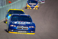 NASCAR Sprint Cup Foto - Brad Keselowski, Penske Racing Dodge