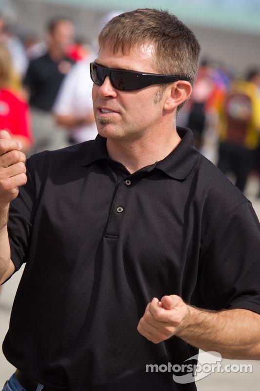 Scott Riggs, R3 Motorsports Toyota